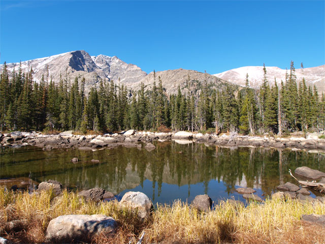 Mt. Ypsilon, Chipmunk Lake