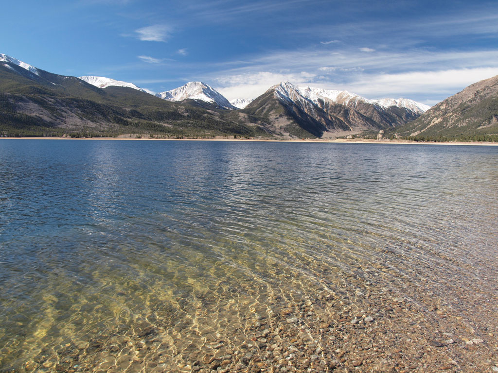 Twin Lakes, Leadville