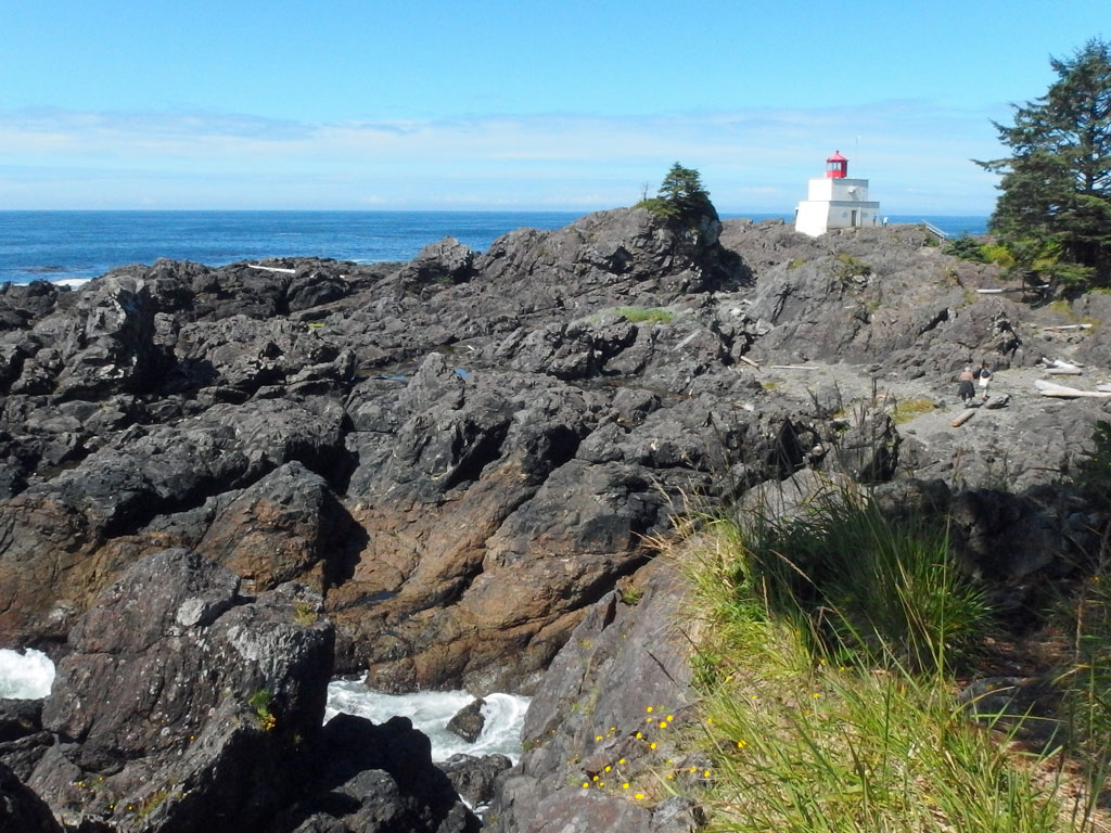Amphitrite Point Lighthouse, Ucluelet