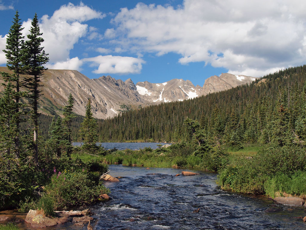Long Lake, Indian Peaks Wilderness Area