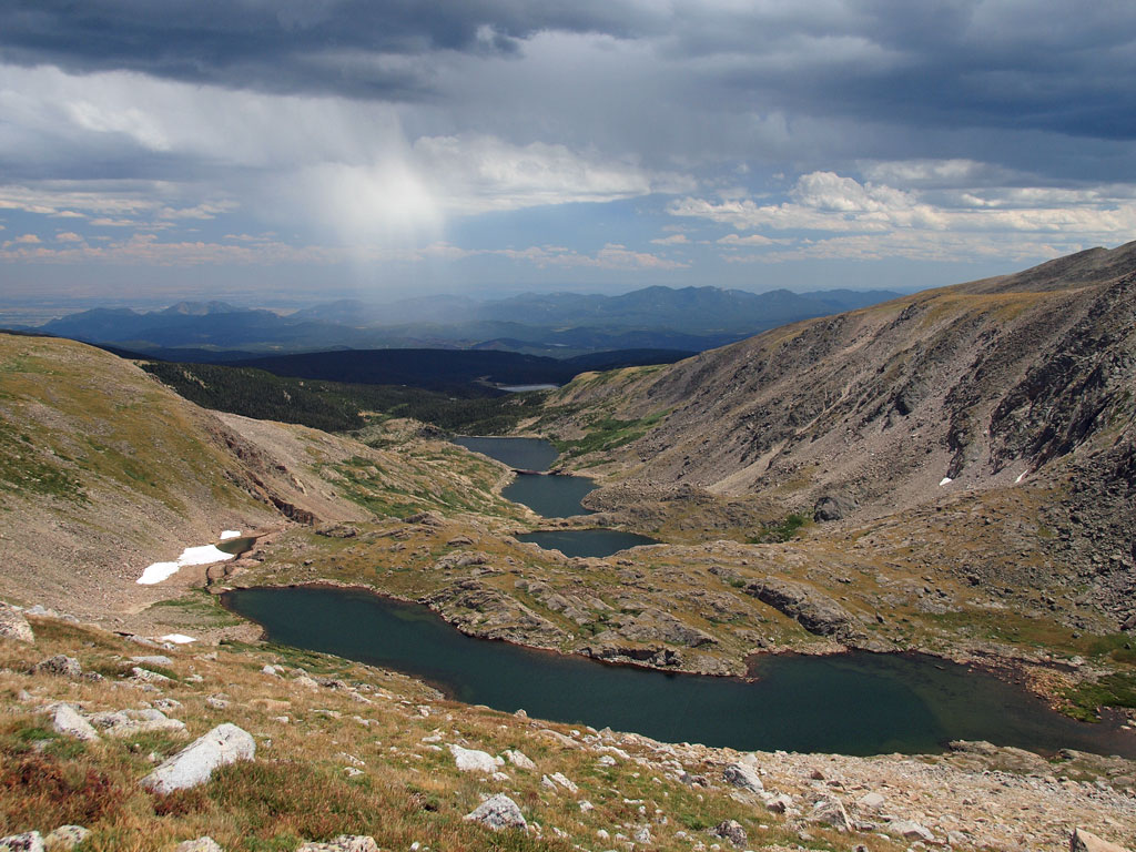 Green Lakes, Niwot Ridge